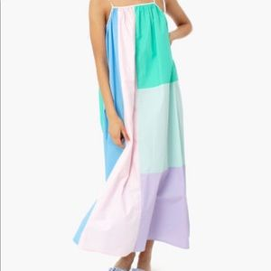 English Factory Maxi Dress